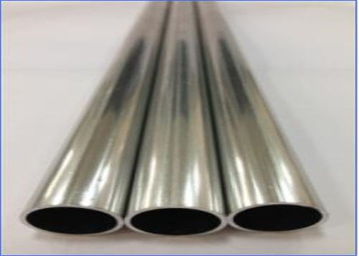 Seam Brazing Aluminum Pipe GB/T 5237 Standard High Strength Material