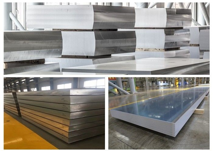 High Hardness Auto 6022 Aluminum Sheet ,  0.8mm High Grade Aluminum Alloy