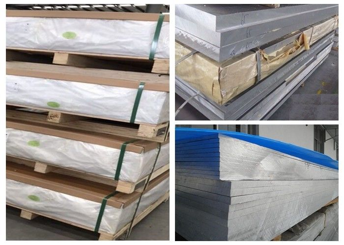6n01 Marine Grade Aluminum Plate For Vessel Operation Room Custom Thickness
